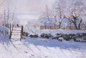 Magpie-Monet