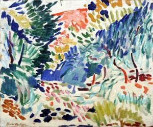 """Landscape at Collioure"" by Henri Matisse"