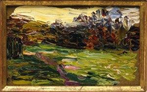 """Nightfall in St. Cloud"" by Gabriele Munter"