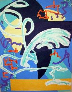 """Water Dreams"" by Diana Hobson"