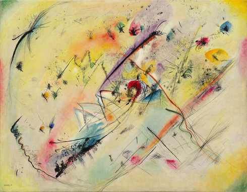 """""""Light Picture"""" by Vasily Kandinsky"""