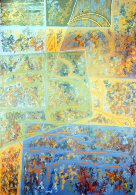 """Dustdevil Flats"" by Diana Hobson"