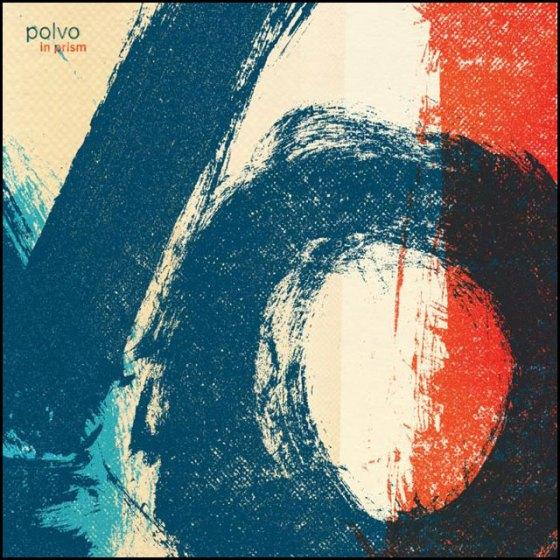 """Album cover for Polvo's 2009 album """"In Prism"""""""