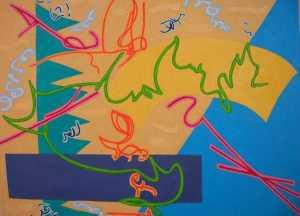 New Shoots-Diana Hobson Fine Art