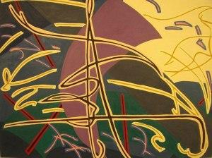 """Dark Wind"" by Diana Hobson"